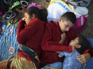 Who's Pueblo Sin Fronteras, the group behind the migrant caravan that drew Trump's ire?
