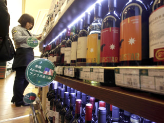 China-U.S. trade skirmish leaves a bitter taste for California winemakers