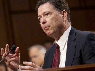 In new book, Comey says Trump 'untethered to truth'