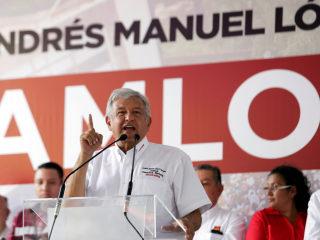 Mexico: Leftist presidential candidate Andrés Manuel López Obrador holds 11-point lead
