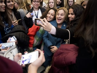 Retiring this year, Ileana Ros-Lehtinen, first Latina in Congress, defies stereotypes