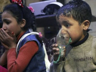 Russia's Lavrov says Syria chemical weapons attack was 'staged'
