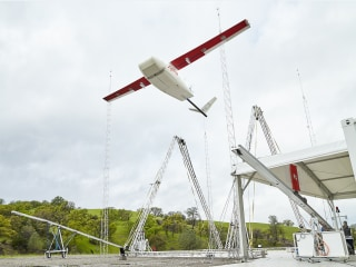 World's fastest delivery drones are saving lives. Here's how