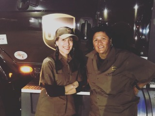How a day in a UPS big rig opened my mind to trucking