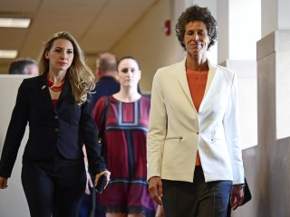 Bill Cosby's main accuser, Andrea Constand, takes the stand at end of dramatic first week of retrial
