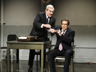 Ben Stiller, Robert De Niro drop by 'SNL' to take aim at Trump's lawyer