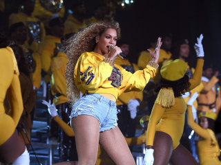 Coachella dubbed 'Beychella' after historic Beyoncé set