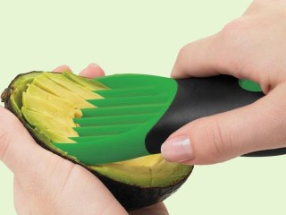 This viral 3-in-1 tool opens, slices and pits an avocado in seconds