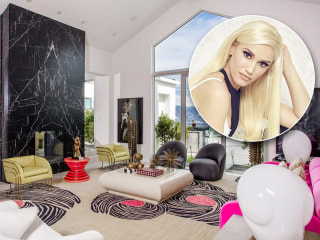 Gwen Stefani's former mansion is such a sweet escape — and totally her style