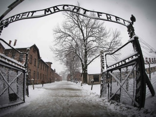 Former Auschwitz guard charged with accessory to murder