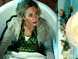 'A Quiet Place' roars at box office with $50 million debut