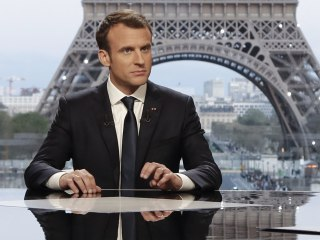 France convinced Trump to keep U.S. troops in Syria, Macron says