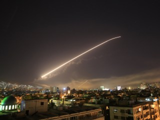 Trump's airstrikes give us hope, Syrians suffering under Assad regime say