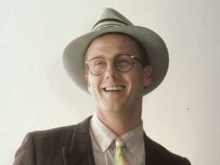 Harry Anderson, magician and star of 'Night Court,' dies at 65
