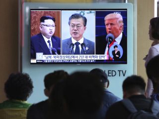 North Korea willing to accept 'complete denuclearization' without conditions, Moon says