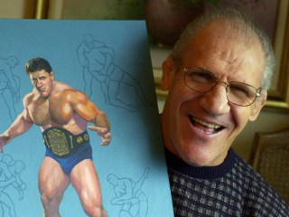Bruno Sammartino, wrestling's original good-guy hero, dies at 82