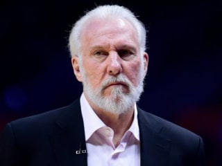Wife of San Antonio Spurs head coach Gregg Popovich dies