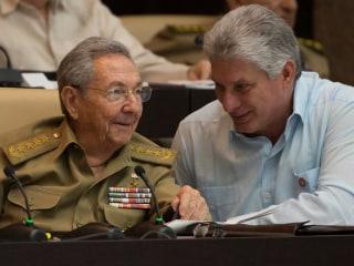 Miguel Díaz-Canel becomes Cuba's president, Raúl Castro steps down