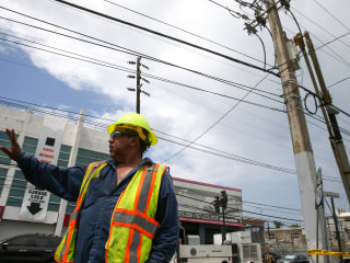 Power in Puerto Rico largely restored after islandwide blackout