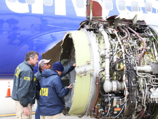 Firefighter on board fatal Southwest flight speaks on trying to save woman
