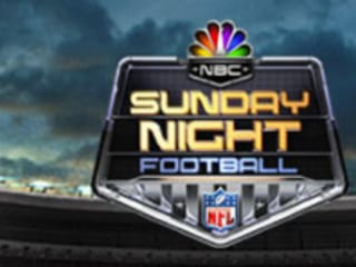Sunday Night Football on NBC schedule released