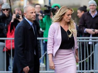 Stormy Daniels' lawyer Michael Avenatti is ready for his star turn