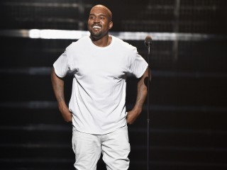 Kanye West returns for a new album — and some Twitter philosophy