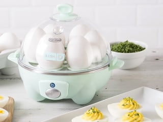 Why more than 6,000 Amazon shoppers are crazy for this insanely fast egg cooker