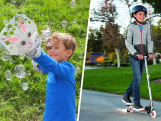 26 cool new outdoor toys and games to get kids outside this summer