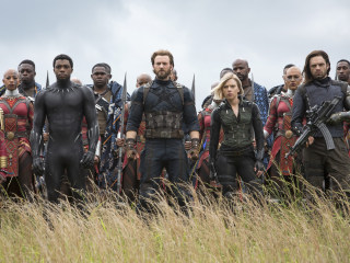 'Avengers: Infinity War' by the numbers