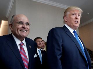 Giuliani says Trump did not intervene to nix AT&T-Time Warner merger