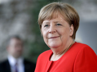 Merkel warns of 'different type of anti-Semitism' in Germany