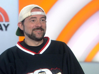 Kevin Smith calls 'widow-maker' heart attack 'the best thing that ever happened to me'