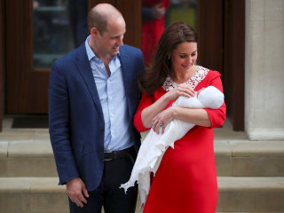Royal baby alert: Duchess of Cambridge, Prince William have son
