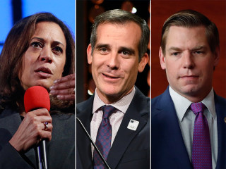 California Democrats are dreaming about a White House run in 2020