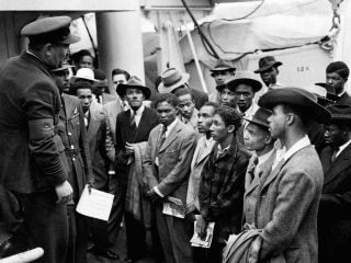 Britain's Windrush generation threatened with deportation