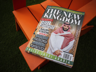 Mystery grows over pro-Saudi tabloid being sold in U.S. — but embassy got sneak peek