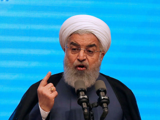 Rouhani insults Trump as Iran nuclear deal hangs in balance