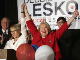 Republicans won in Arizona last night. But the margin should scare them.