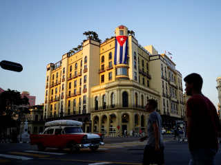 Sharp decline in U.S. travel to Cuba spurs overall drop in tourism for the island