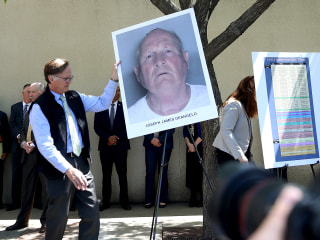 Golden State Killer's victims look to heal after suspect's capture