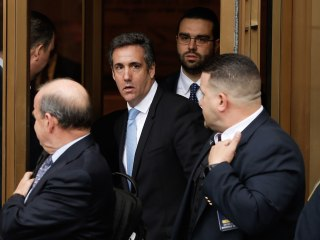 Cohen says he will take the Fifth Amendment in Stormy Daniels lawsuit