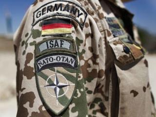NATO ally Germany urged by U.S. to up its military spending