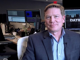 At the Desk of: Shane Bishop, Dateline Producer