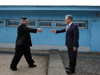 Kim Jong Un agrees to end war, agrees to denuclearization of Korean Peninsula