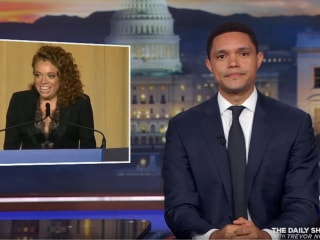 Late-night comics rally around Michelle Wolf as she says she has no regrets