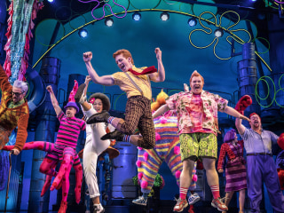 Hollywood brands like 'Mean Girls' and 'Spongebob' dominate Tony nominations