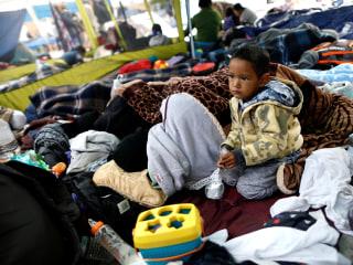 Migrant caravan organizers slam Justice Dept. for attempting to 'criminalize' group