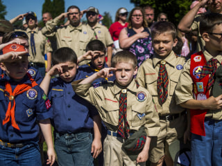 The Boy Scouts of America may file for bankruptcy because of sex abuse suits
