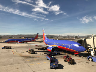 Southwest plane with cracked window forced to make emergency landing